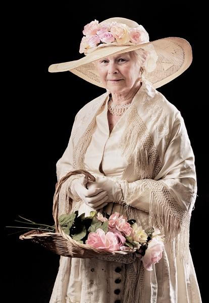The Flower Lady by GarethRobinson