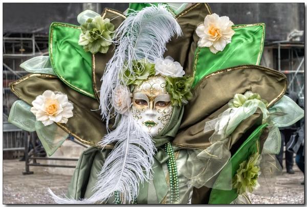 In Shades of Green by TrevBatWCC