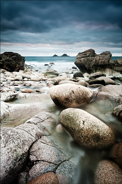 Porth Nanven by colin63