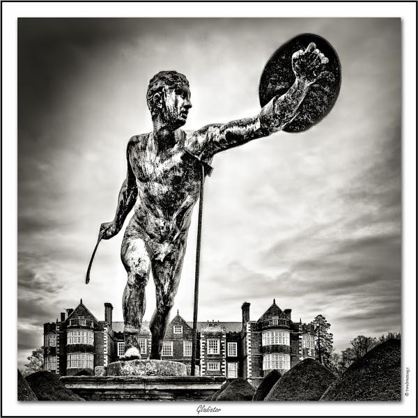 Gladiator by twelvemegs