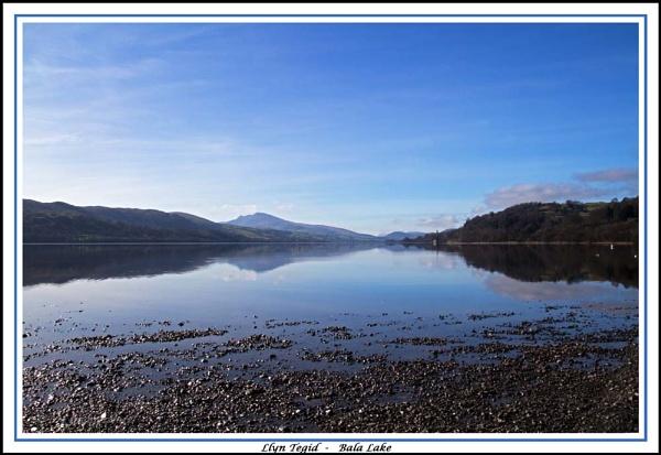 Llyn Tegid - Bala Lake by Louise_Morris