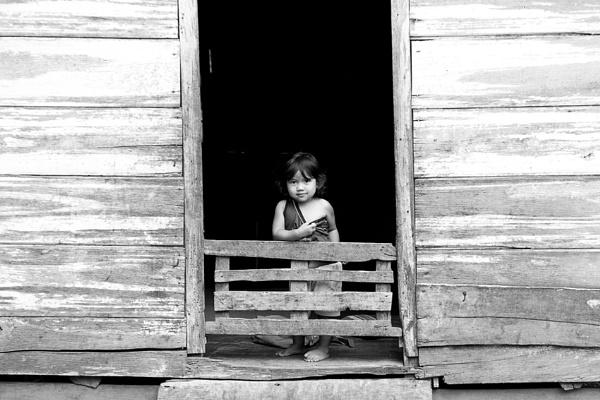 Batak Girl by Ezo