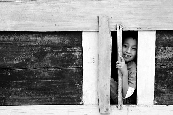 Kampung Kid by Ezo