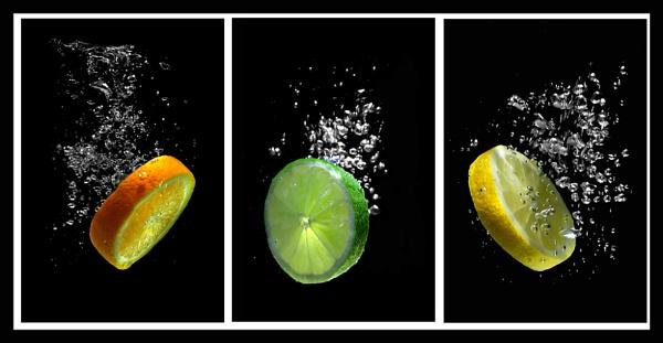 Fruit Splash by Hali