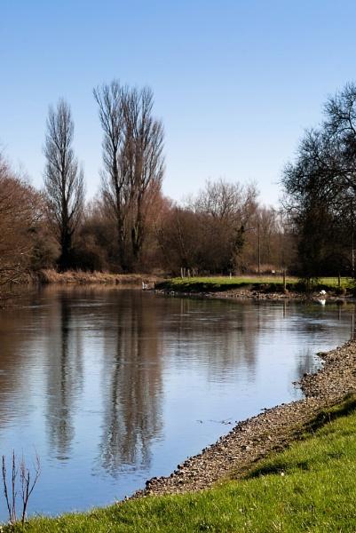 River Avon by southpole