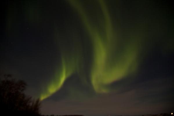 The Northern Lights by inntrykk