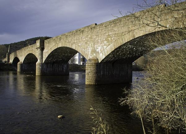 River Dee Ballater by CorporalClegg