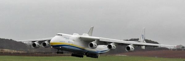 Antonov An-225 Mriya by richardCJ