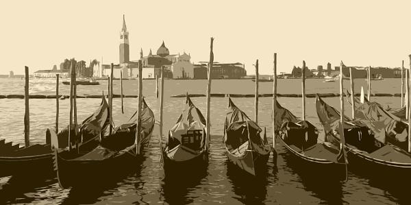 Gondola Ride by AndyD999