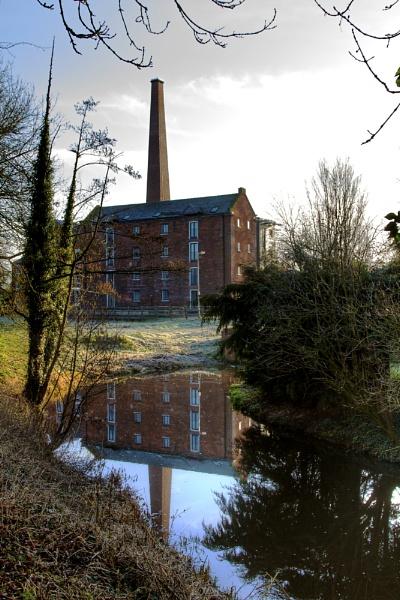Wem Mill by stevew10000