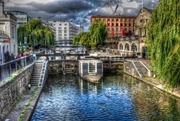 Camden Locks, London