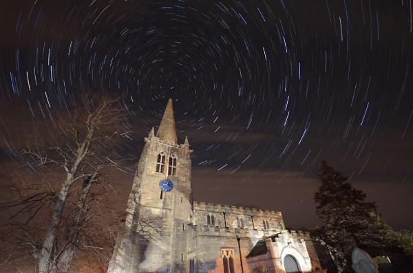 Kirk Deighton Church by moll51