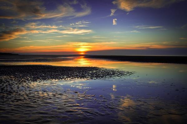 Talacre Sunset by JamesFarley