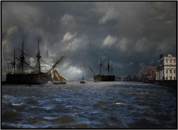 Greenwich;Cold Wind by CliveA