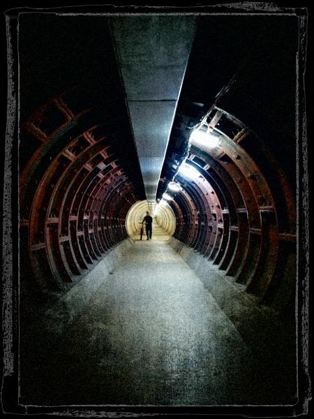 The Tunnel by dwilkin
