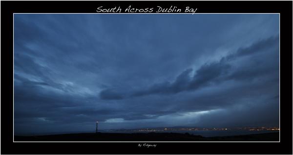 South Across Dublin Bay by Ridgeway