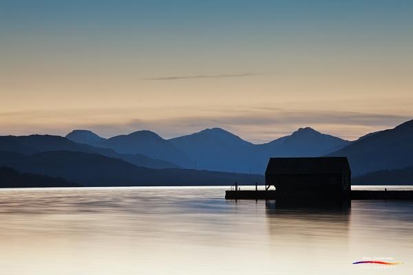 Loch Katrine by Landlord
