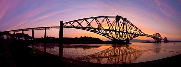 Rail bridge by marky228