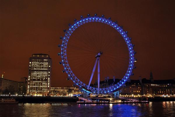 The Big Wheel by Ian White