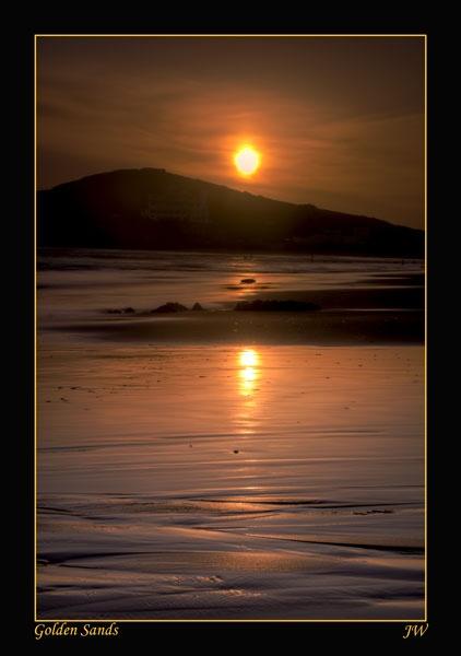 Golden Sands by jer