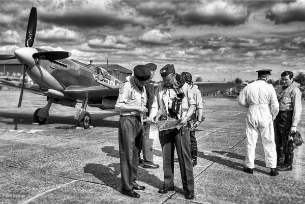 Pre-Flight Briefing by DanG