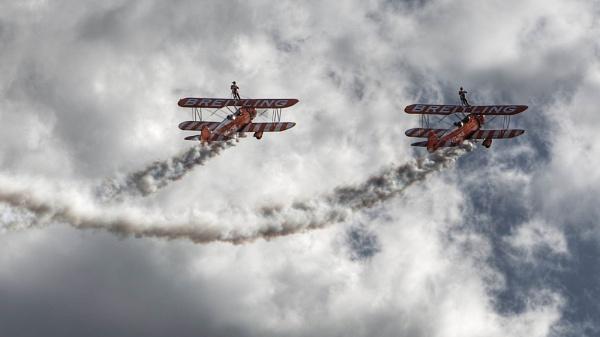Wing Walkers by DanG