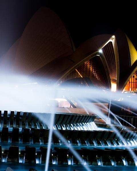 The misty Opera by SteveD23