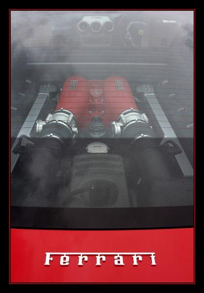 Engine Bay by Montana5