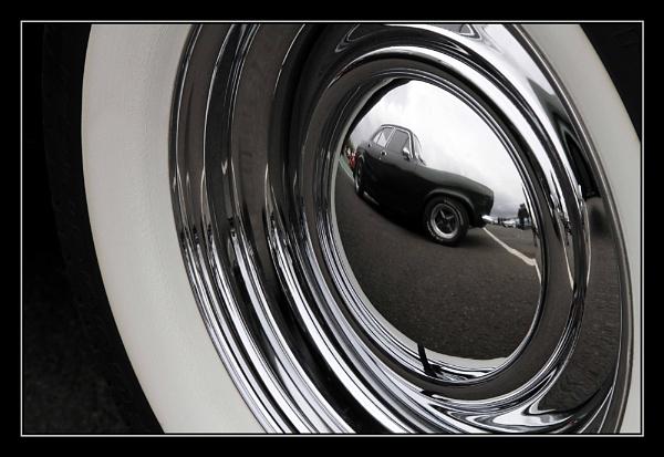 Cadillac Wheel by Montana5