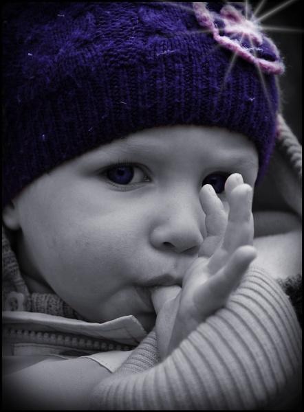 My gorgeous niece by catherinekp79