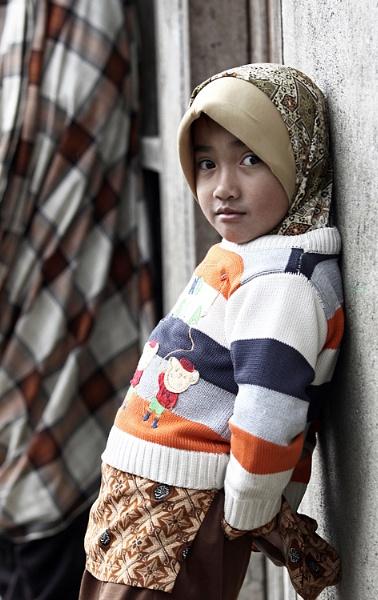 Young Muslim by Ezo