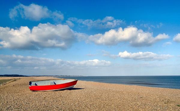 Dunwich beach by mikeb3