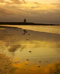 Golden Sunup
