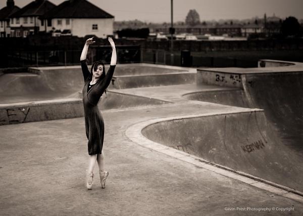 Urban Ballet 6 by Gp350