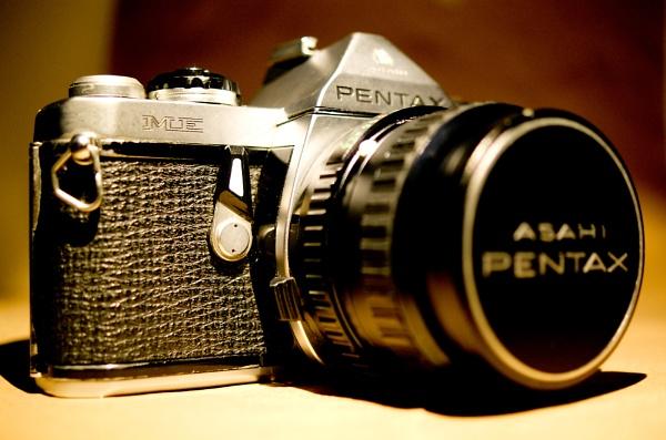 Good Old Asahi Pentax by Swarnadip