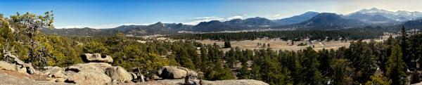 Estes Park Mountainview I by enricopardo
