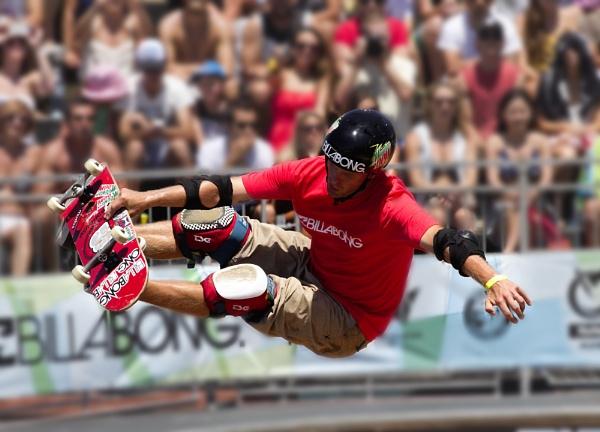 Skater by OzzyApple