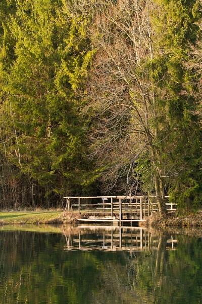 Le Pont, Domaine de Sommedieue by Wilco54