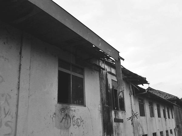 Old building by arhab