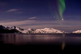 Skulsfjord, near Tromsø