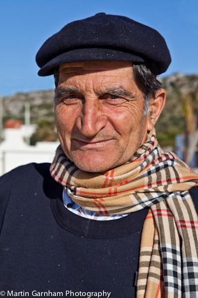 Sicilian man by garnham123