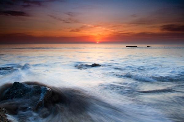 Fraisthorpe Sunrise by phillG