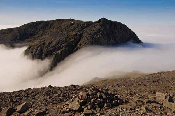 Scafell mist by BigE