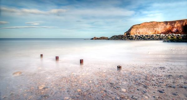 Pebble Beach by JulieLetten