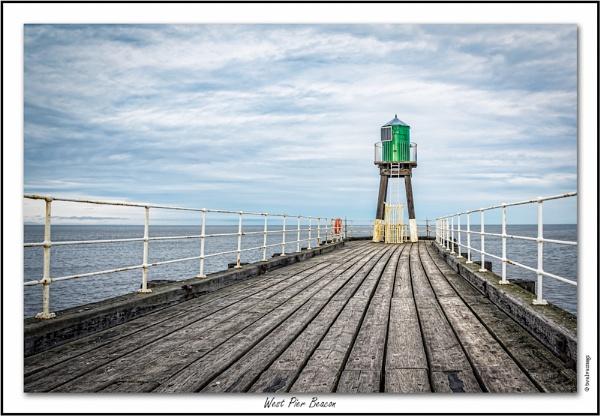 West Pier Beacon II. by twelvemegs