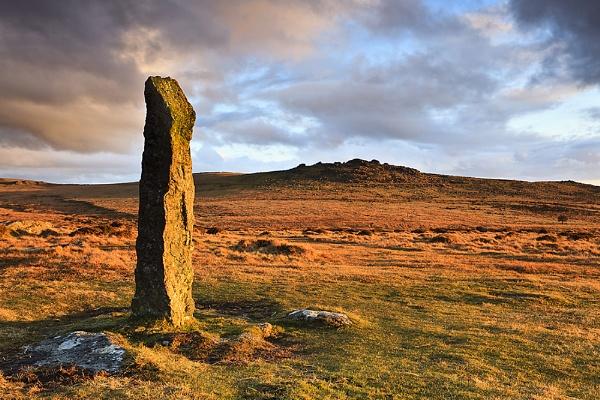 Merrivale, Dartmoor by MarkBauer