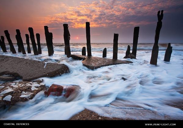 Coastal Defences by martinl