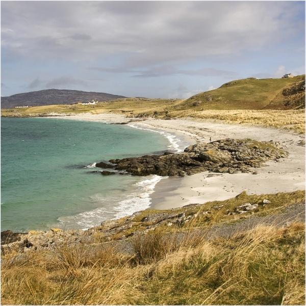 Eriskay Beach Hebrides by Irishkate