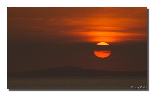 Burning Sun by siddheshghag