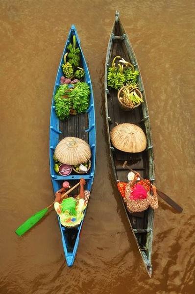 2 boats by yudhanh